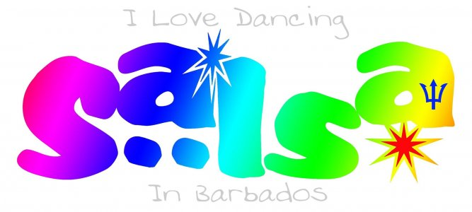 Barbados Salsa Tees Custom Shirts & Apparel